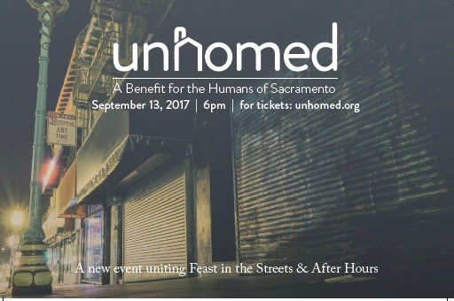 Unhomed: A Benefit for the Humans of Sacramento