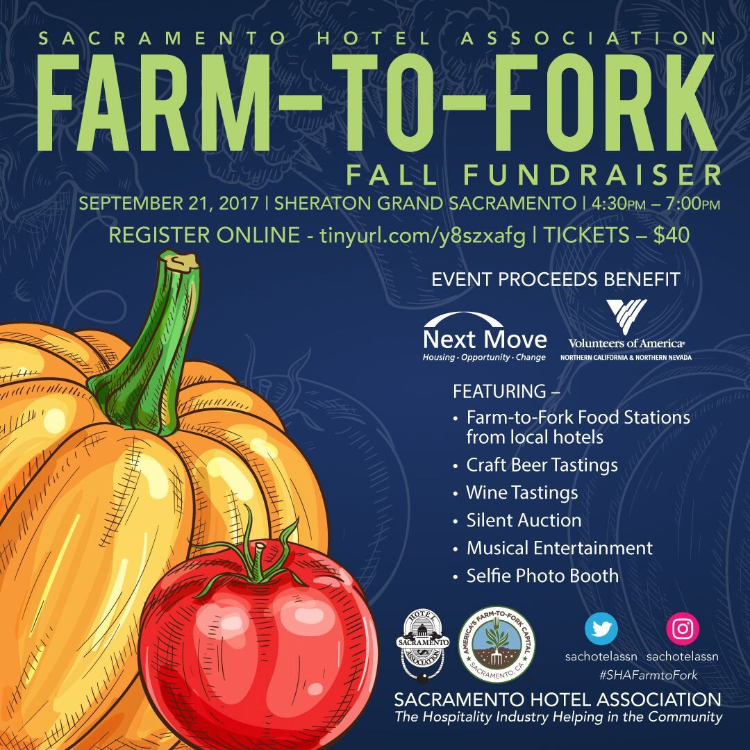 Get your tickets for Farm-to-Fork Fall Fundraiser and support Next Move!