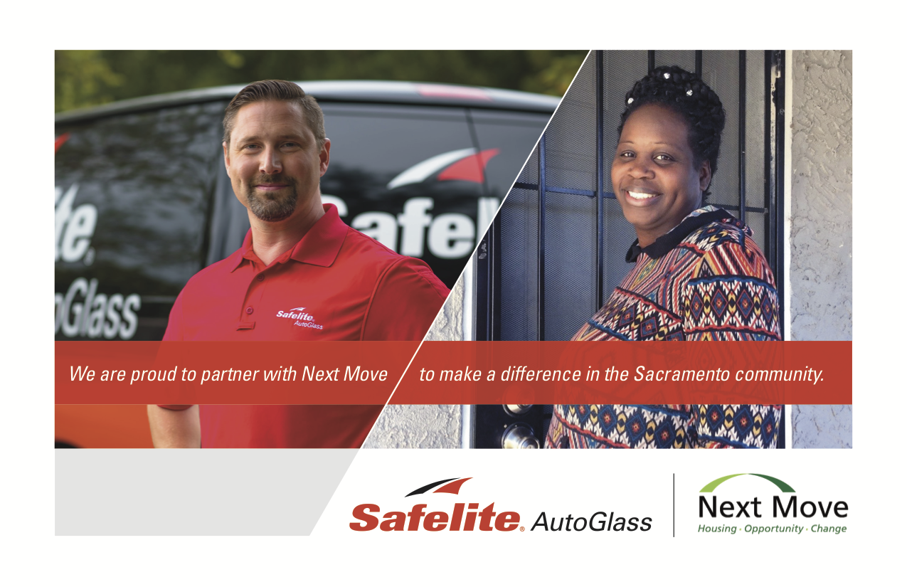 Proud to partner with Safelite AutoGlass