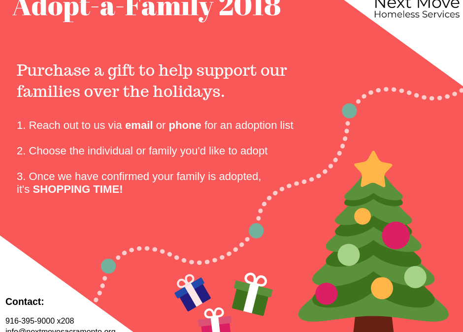 Our families need your support this holiday season!